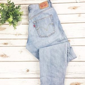 Levi 501's Mom Jeans